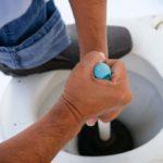 Rohrreinigung toilette verstopft